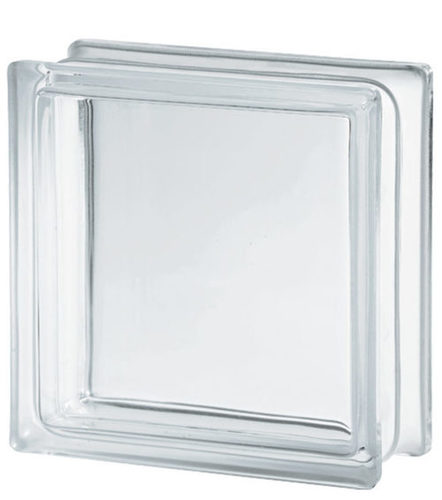 Transparent Glass Block