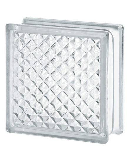 Lattice Glass Brick