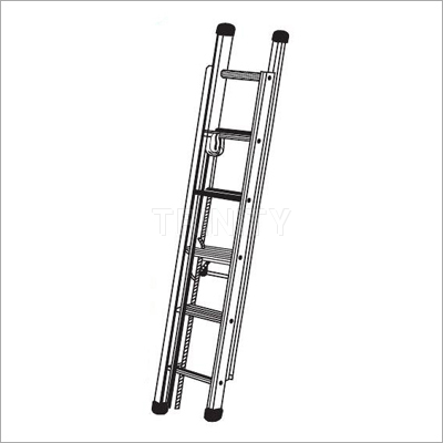 Aluminium Wall Extension Ladder