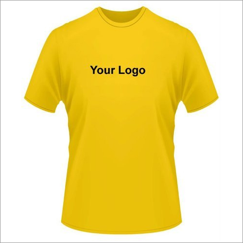 Round- Neck Promotional T Shirts
