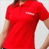 Collar Promotional T Shirts