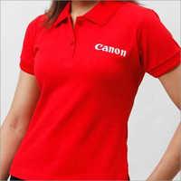 Collar Promotional T Shirts