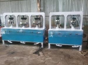 5 Die Areca Plate making machine