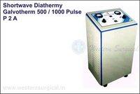 Short Wave Diathermy