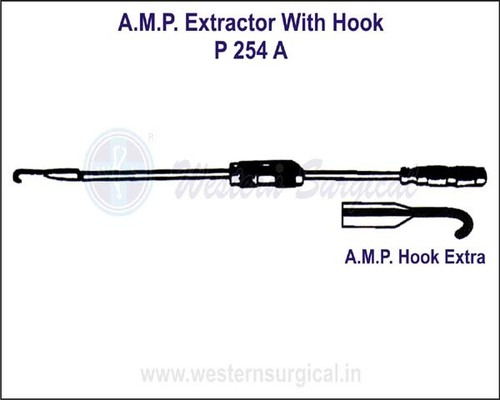 A.M.P. Extractor with Hook