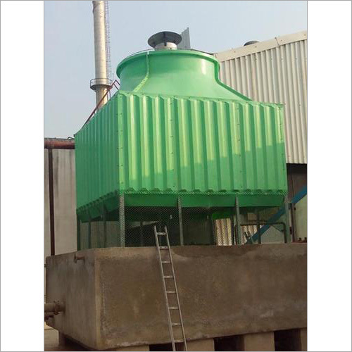 PVC Three Phase Fluidized Bed Cooling Tower