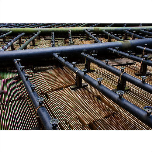 Chemical Treated Wooden Cooling Towers, Induced Draft Type