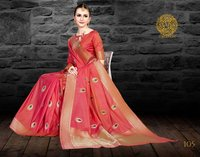 Trendy Designer Saree