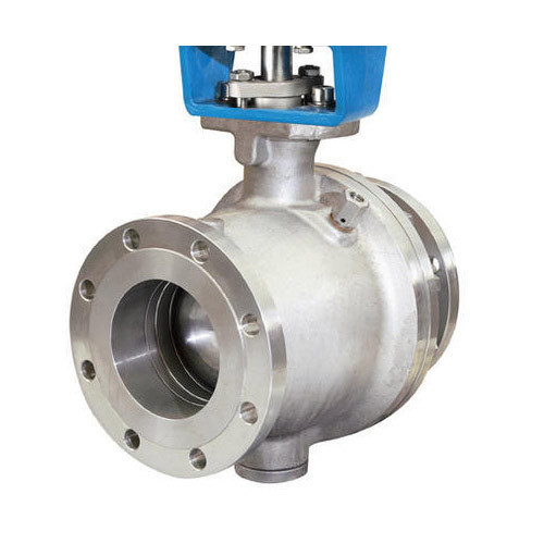 Trunnion Valve