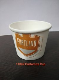 110 Printed Paper Cup