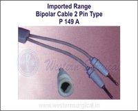 BIPOLAR CABLE 2 PIN TYPE