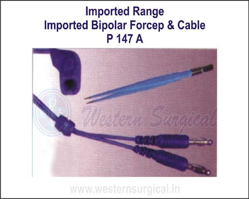 IMPORTED BIPOLAR FORCEP & CABLE