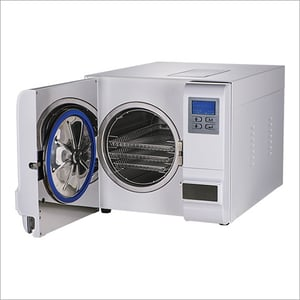 Table Top Flash Autoclave