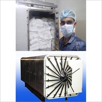 Industrial ETO Sterilizer For Food