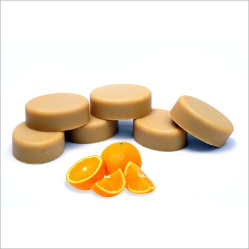 Orange Handmade Herbal Soap