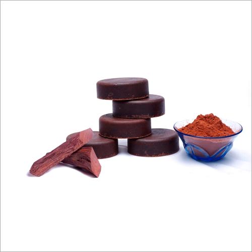 Red Sandal Handmade Herbal Soap