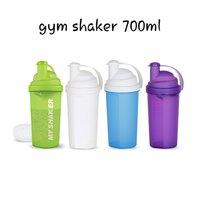 Virgin Plastic Gym Shaker