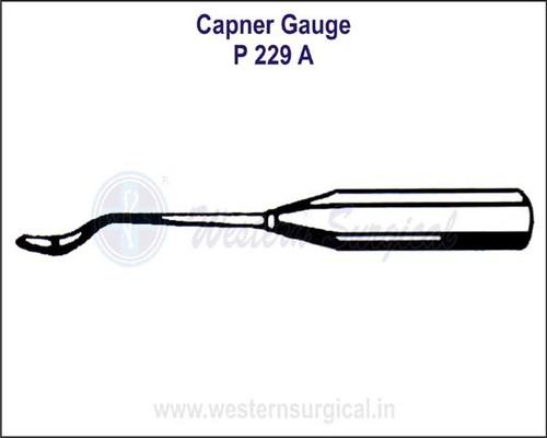 Capner Gauge 10, 15, 20