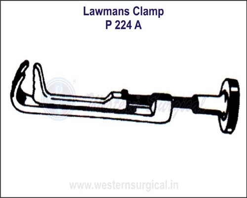Lawmans Clamp