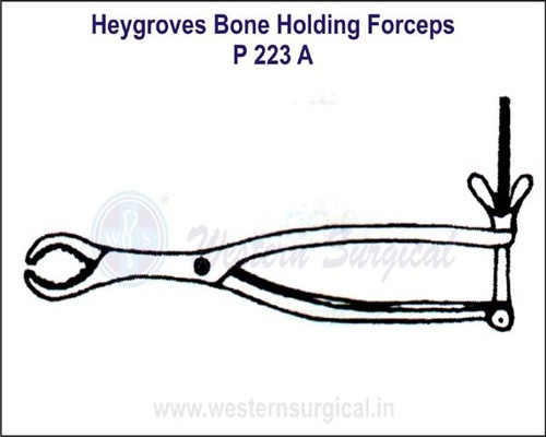 Heygroves Bone Holding Forceps