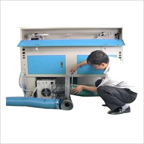 Laser Cutting Machine Installation Services