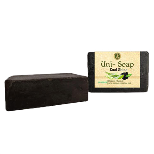 Coal Shine Natural Soap