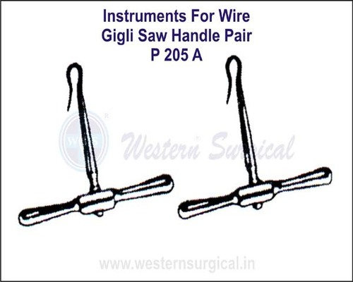 GIGLI SAW Handle Pair