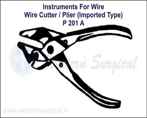 Wire CUTTER / PLIER (Imported Type) 6.5