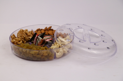 MINI COMMANDER-PLASTIC DRYFRUIT BOX