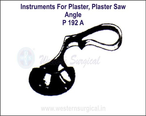 Plaster Saw - Engle