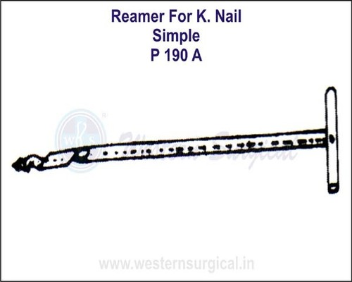 Reamer for K.Nail (Simple)