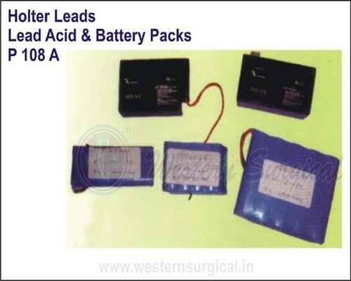LEAD ACID & BATTERY PACKS
