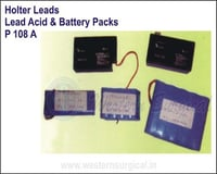 LEAD ACID & BATTERY PACKS