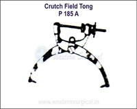 Crutch Field Tong