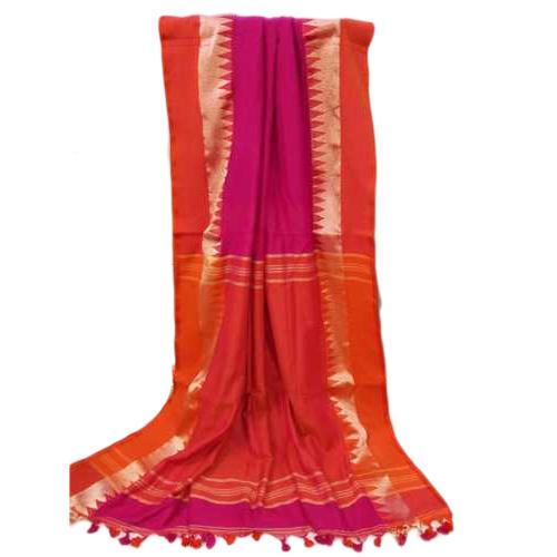 Ladies Designer Khadi Saree