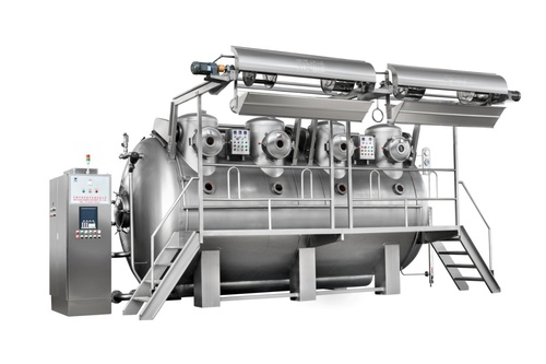 HTHP O Shape Dyeing Machine