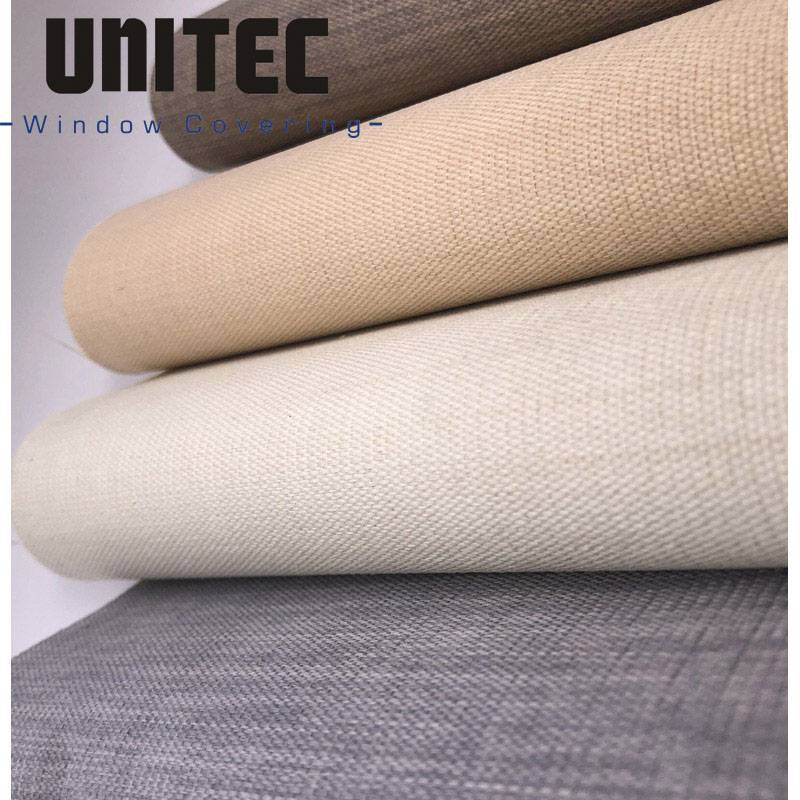 Cationic Polyester Blackout Fabric