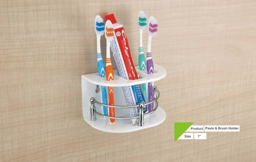 AVRYLIC PASTE AND BRUSH HOLDER