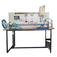 Parallel/Counter Flow Heat Exchanger