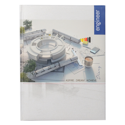 A5 PU Color Changer Soft Cover - 200 Pages