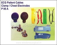 CLAMP / CHEST ELECTRODES