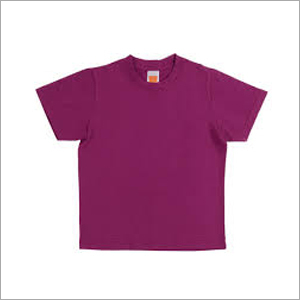 Kids Round Neck T Shirt