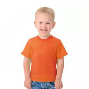 Kids Plain T Shirt