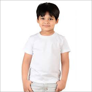 Kids Half Sleeves T Shirt