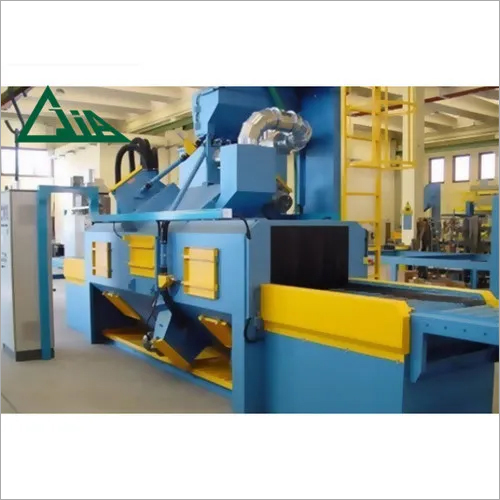 QH218 Brake Shot Blasting Machine