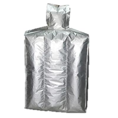 Aluminium baffle liner