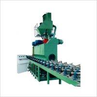 QGW Pipe sandblasting equipment