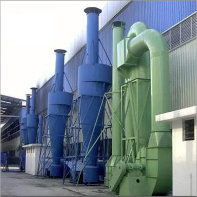 Enviromental Derusting Equipment Cyclone dust collector
