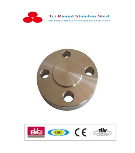300# Blind Flanges Stainless Steel 304/304L & 316/316L Raised Face 1/16