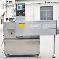 Candy Cubes Folding Wrapping Packaging Machine
